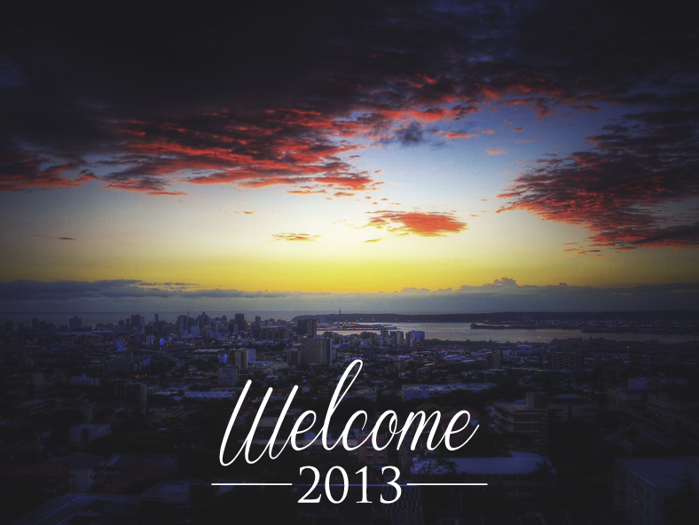 Welcome2013